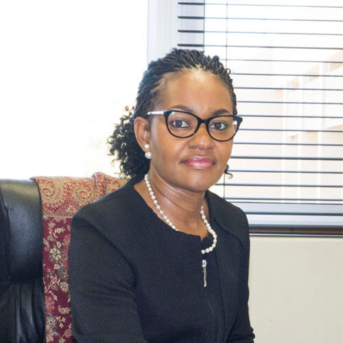 Ms. Nguvitjita Zatjirua