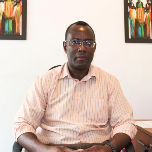 Mr. Toromba Siririka